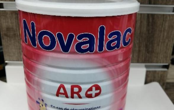 NOVALAC AR + 6-36 MOIS